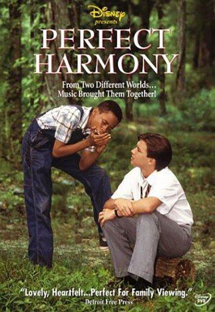 Affiche Poster harmonie parfaite perfect harmony disney channel