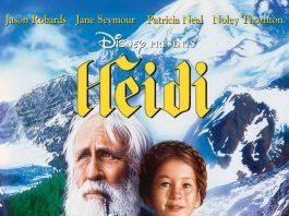 Affiche Poster heidi disney channel