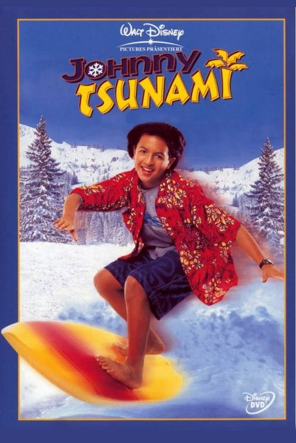 Affiche Poster johnny tsunami disney channel