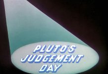 Affiche Poster jour day jugement judgment pluto disney