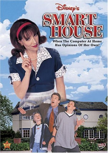 Affiche Poster maison futur smart house disney channel