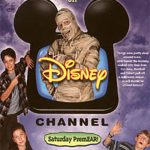 Affiche poster momie halloween under wraps disney channel