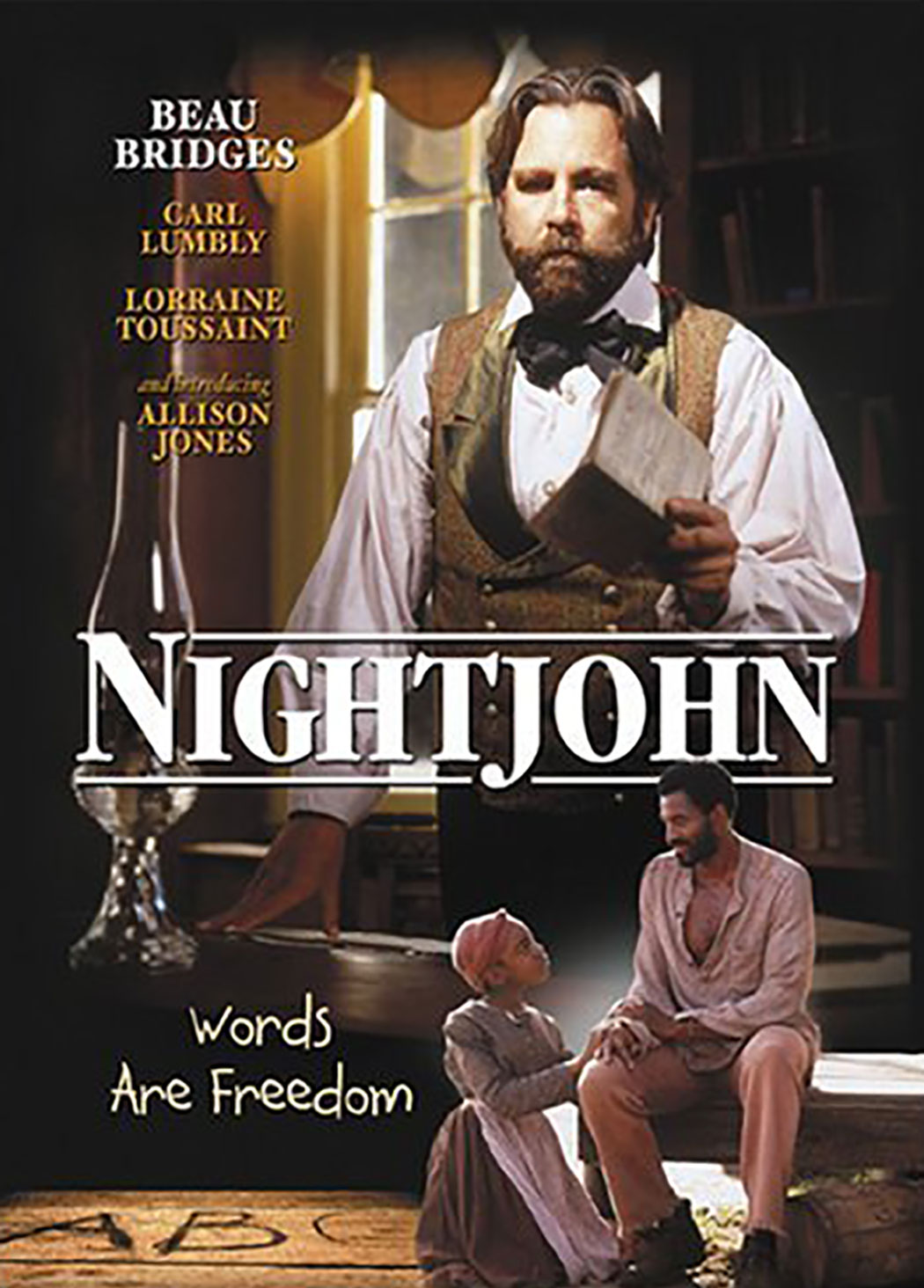 Affiche Poster nightjohn disney channel