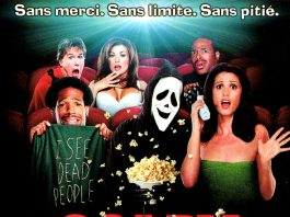 Affiche Poster scary movie disney dimension