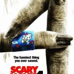 Affiche Poster scary movie 4 disney dimension