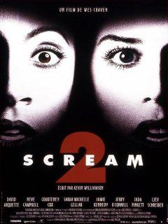 Affiche Poster scream 2 disney dimension
