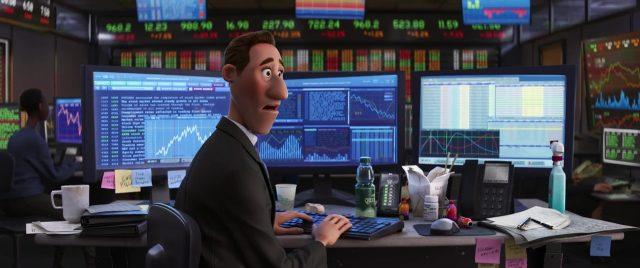 Capture soul disney pixar