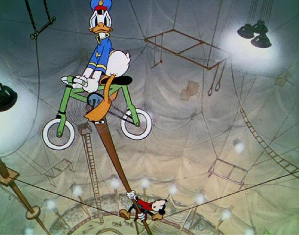 Image cirque circus mickey disney