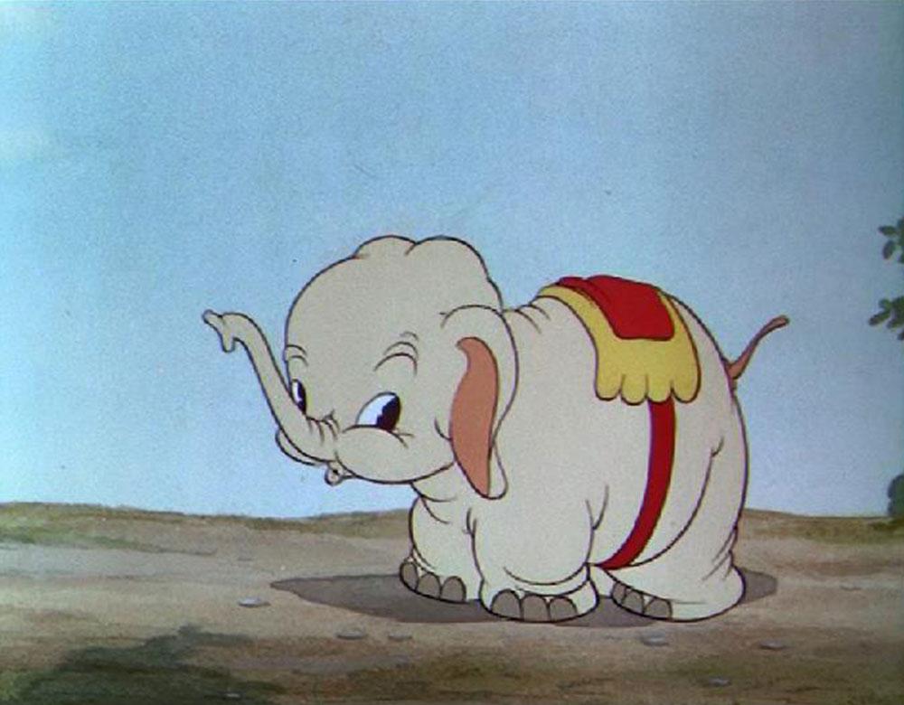 Image elephant mickey disney
