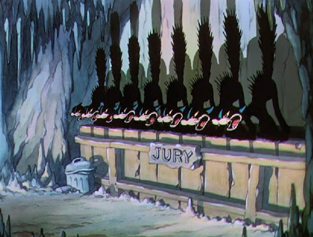 Image jour day jugement judgment pluto disney