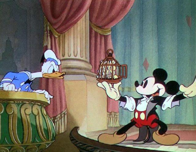 Image mickey magicien magician disney