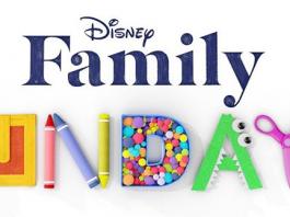logo disney family sundays +