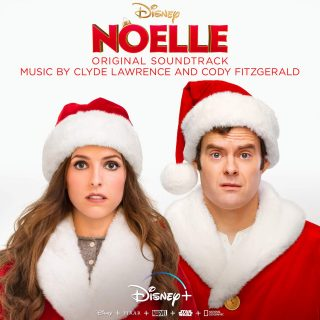 bande originale soundtrack ost score noelle disney+ plus