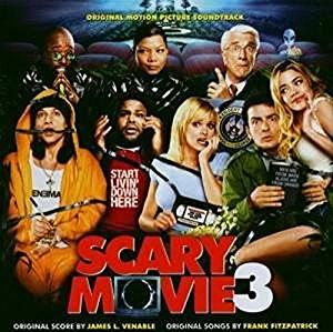 bande originale soundtrack ost score scary movie 3 disney dimension