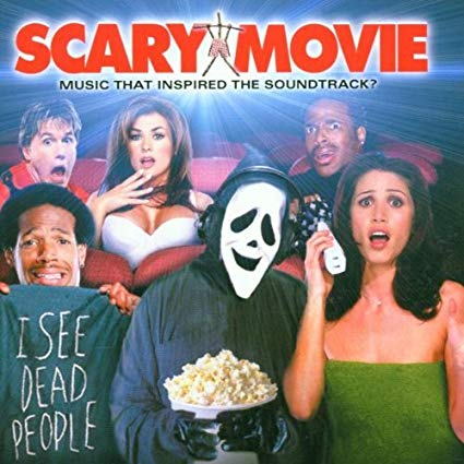 bande originale soundtrack ost score scary movie disney dimension