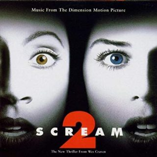bande originale soundtrack ost score scream 2 disney dimension