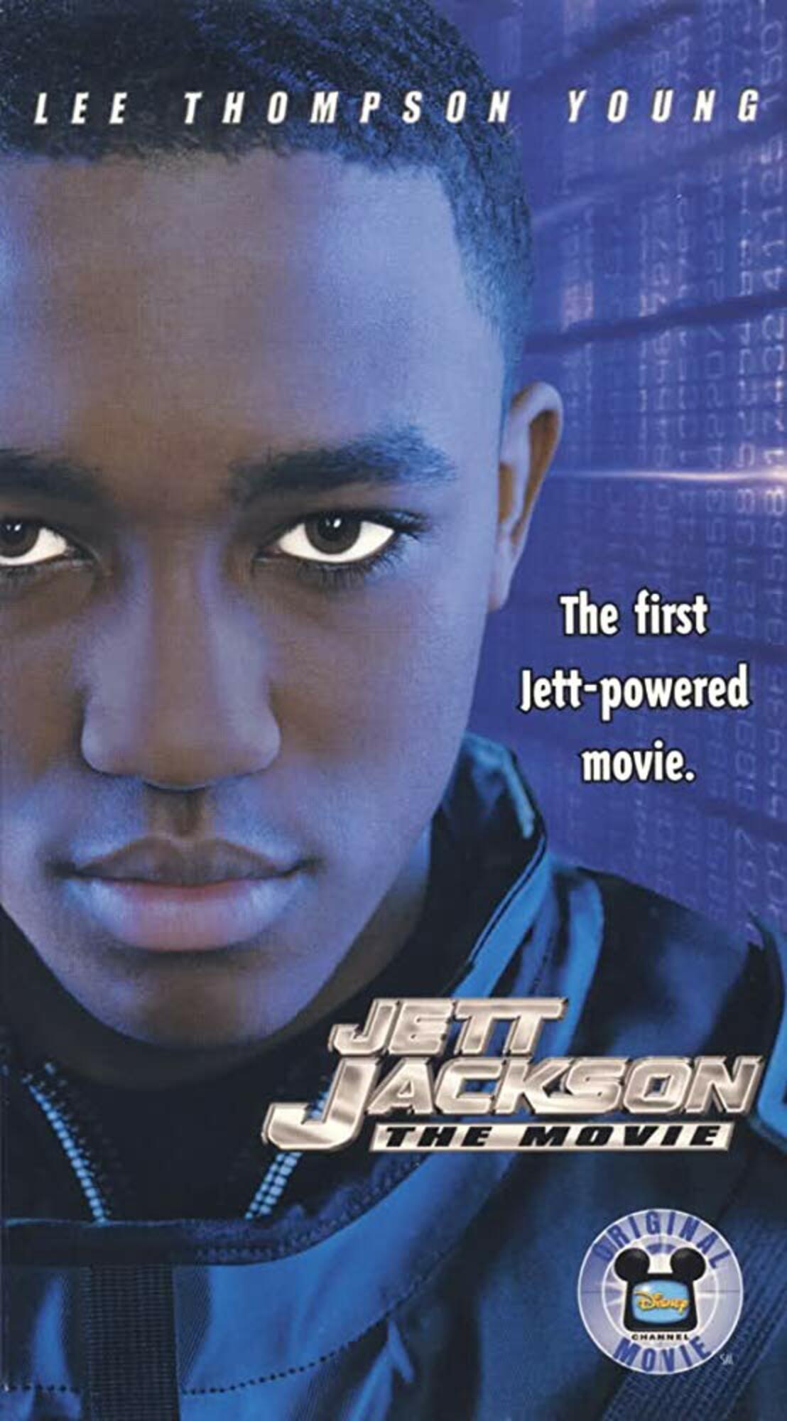 Affiche poster jett jackson aventures movie disney channel