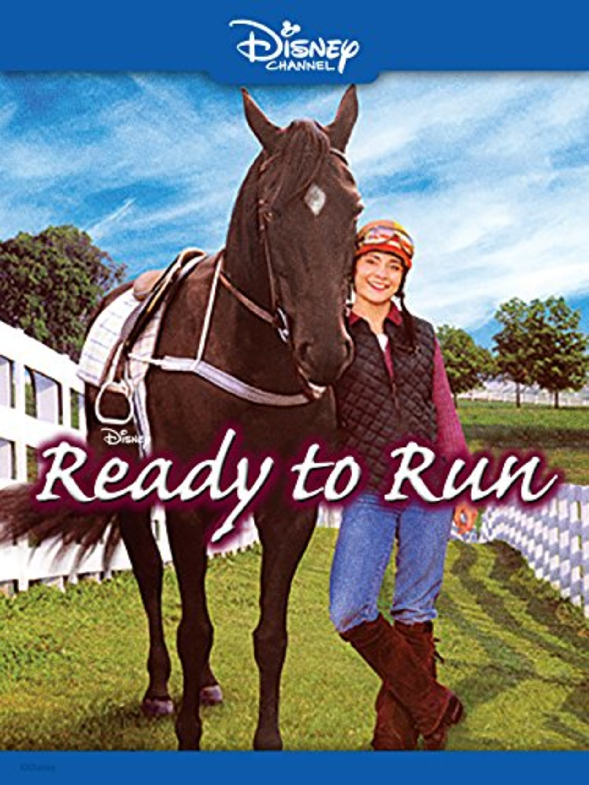 Affiche Poster confiance cheveux ready run disney channel