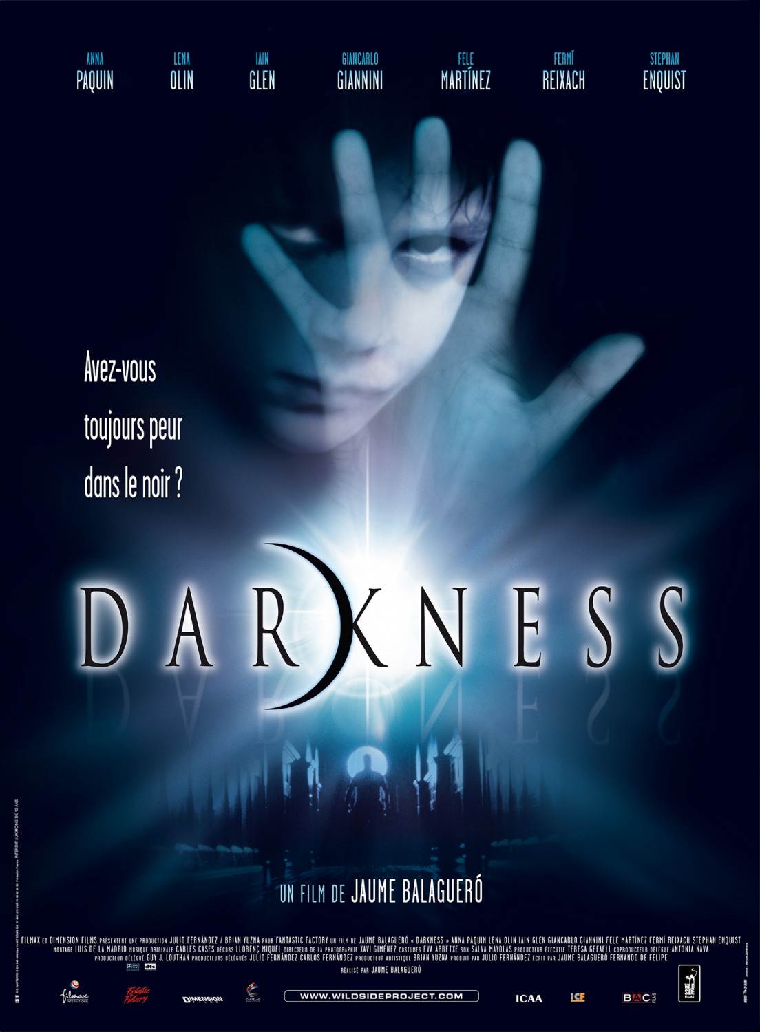 Affiche Poster darkness disney dimension