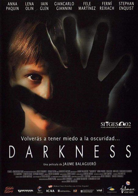 Affiche Poster darkness disney dimension
