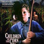 Affiche poster démon maïs 4 moisson children corn gathering disney dimension