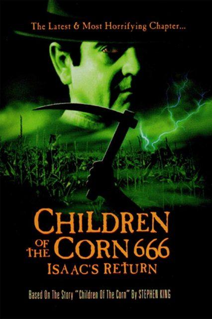 Affiche Poster démons maïs 6 children corn 666 isaac return disney dimension