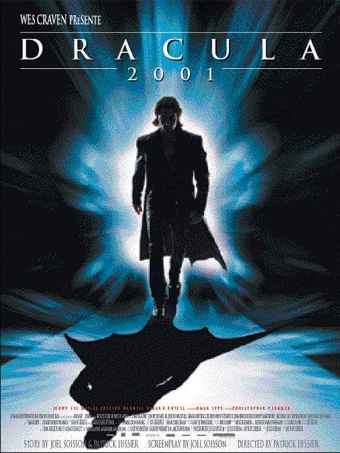 Affiche Poster dracula 2000 2001 disney dimension