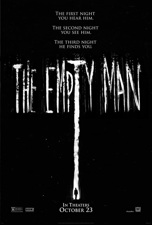 affiche poster empty man disney fox