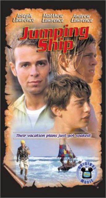 Affiche Poster escale imprévu jumping ship disney channel
