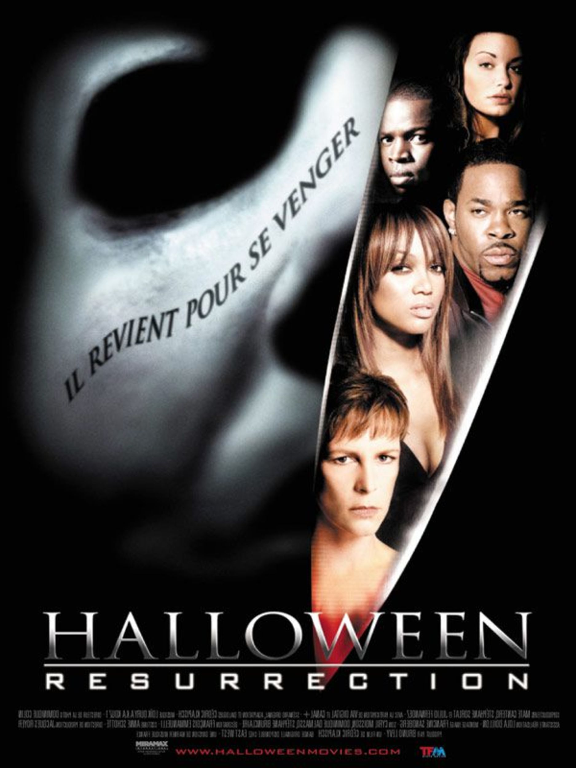 Affiche Poster halloween resurrection disney dimension