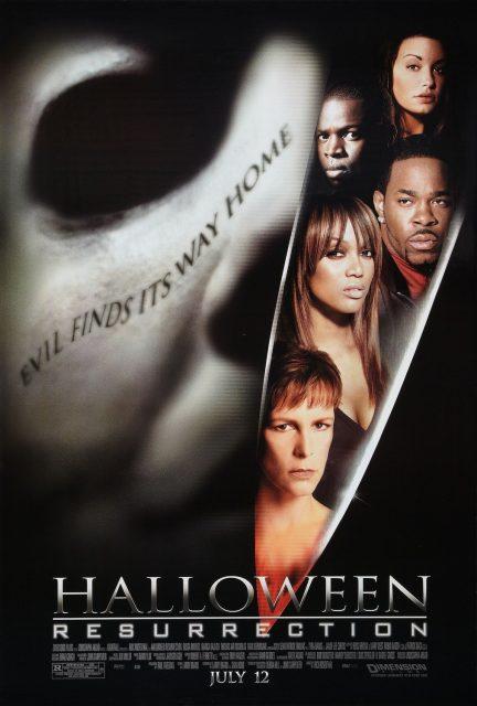 Affiche Poster halloween resurrection disney dimension