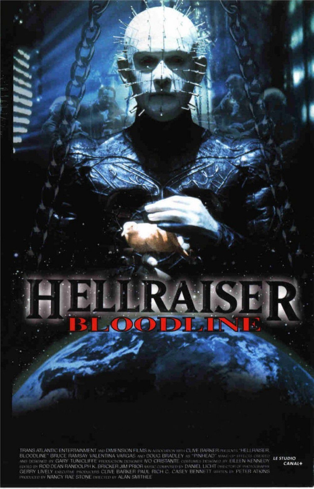 Affiche Poster hellraiser bloodline disney dimension