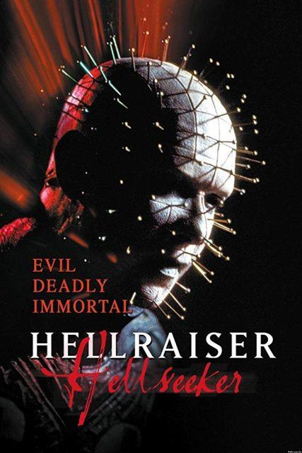 Affiche Poster hellraiser hellseeker disney dimension