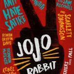 Affiche Poster jojo rabbit disney fox