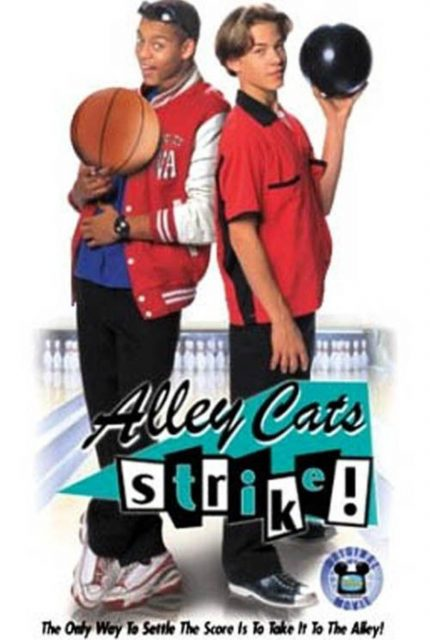 Affiche Poster match sommet alley cats strike disney channel
