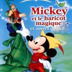 Affiche Poster mickey haricot magique beanstalk disney