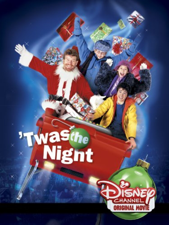 Affiche Poster nuit magique twas night disney channel