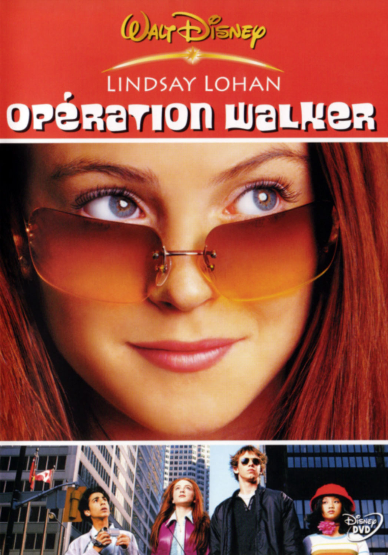 Affiche poster operation walker get clue disney channel
