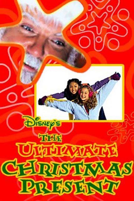 Affiche Poster plus beau cadeau noel ultimate christmas present disney channel