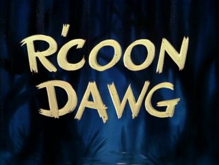 Affiche Poster pluto racoon dawg mickey disney