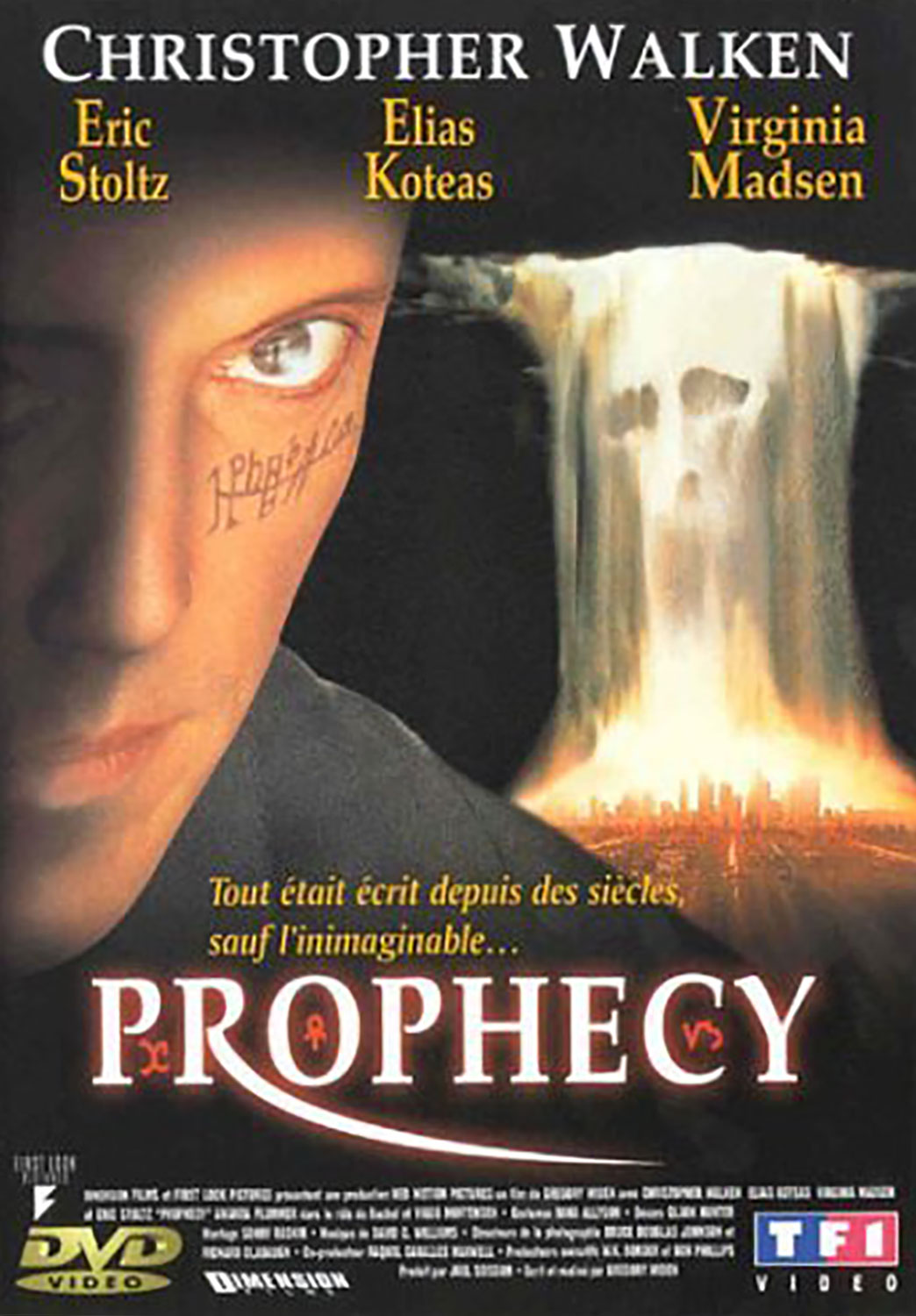 Affiche Poster prophecy disney dimension