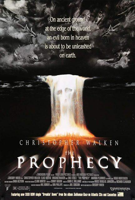 Affiche Poster prophecy disney dimension
