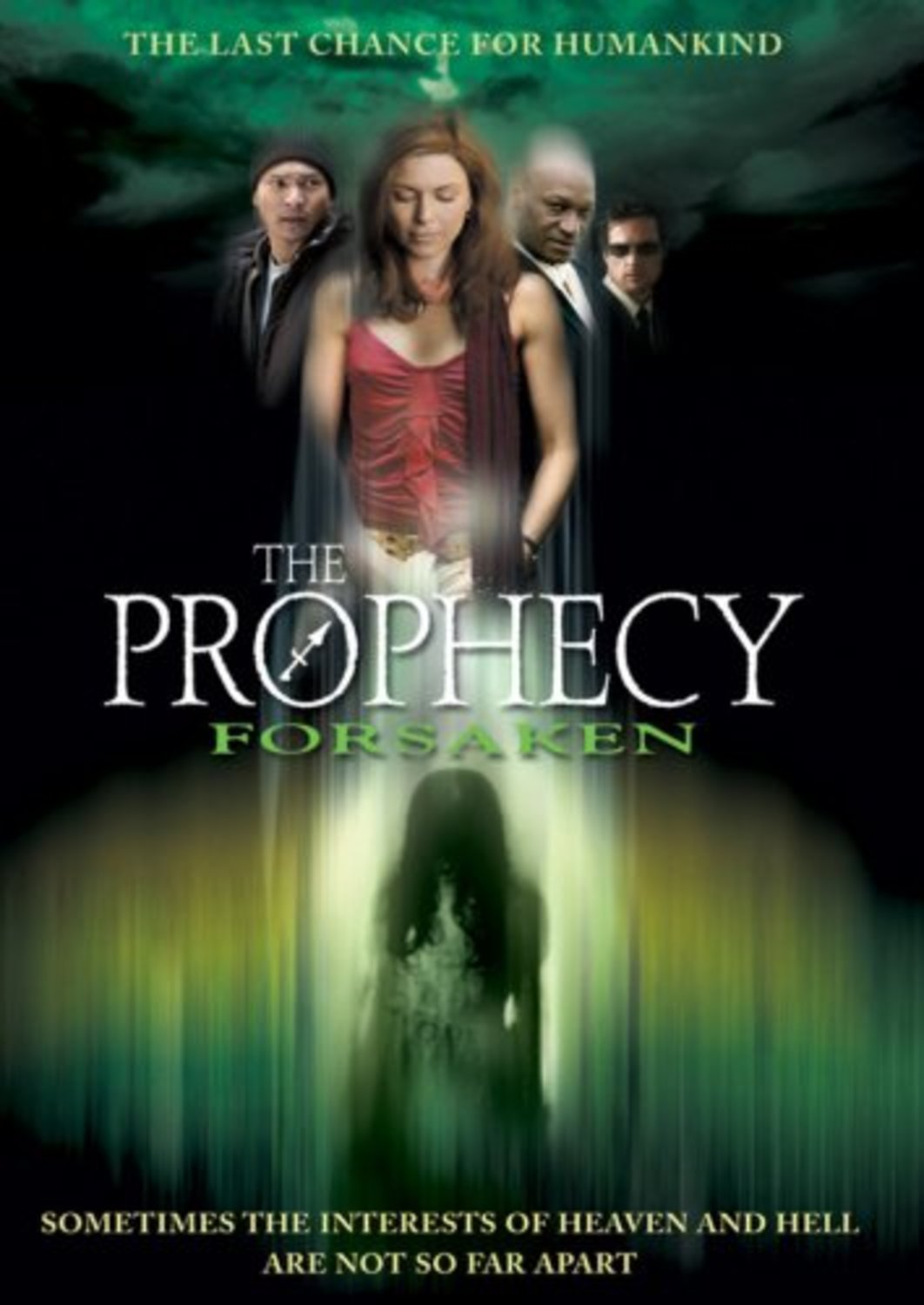 Affiche poster prophecy forsaken disney dimension