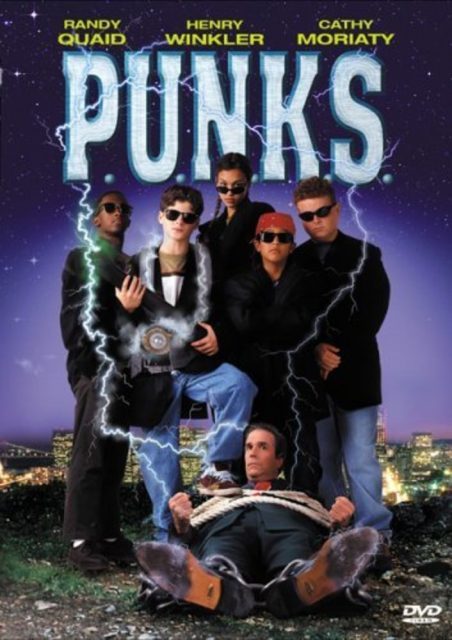 Affiche poster punks disney channel