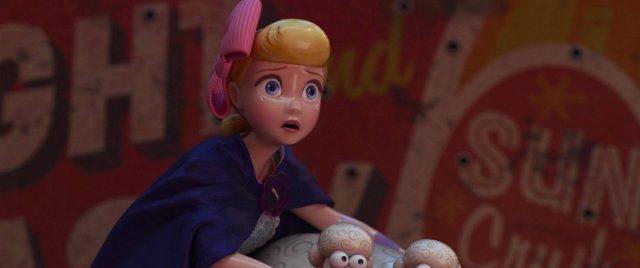 bergere bo peep personnage character toy story 4 disney pixar