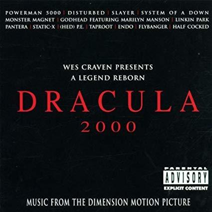 bande originale soundtrack ost score dracula 2000 2001 disney dimension