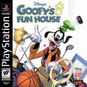 goofys fun House disney