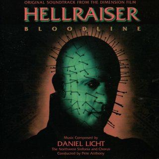 bande originale soundtrack ost score hellraiser bloodline disney dimension