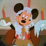 Image anniversaire mickey birthday party disney