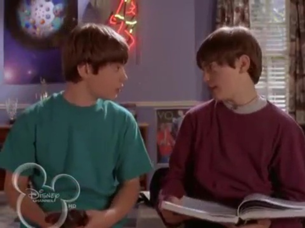 Image clone other me moi disney channel